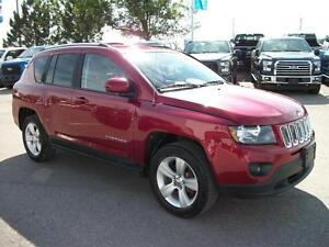 2014 Jeep Compass Sport 4WD Kawartha Lakes Peterborough Area image 3