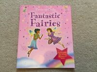 Dress Up Dolls Fantastic Fairies - 2 beautiful dolls & over 45 press out clothes