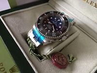 New Swiss Rolex Deepsea James-Cameron Automatic Watch