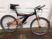Trek Y5 Full Suspension Mountain Bike