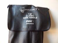 BRAND NEW FOX WARRIOR TT - 12FT X 3.25LB T/C - FULL CORK HANDLE - 50mm BUTT RING