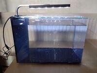 Interpet Nano LED Complete Aquarium Fish Tank Kit - 19L inc Heater