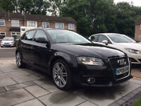Audi A3 2.0tdi S-Line 170 **price reduced**