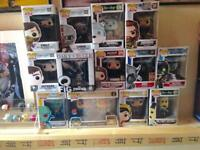 Various Pops for sale