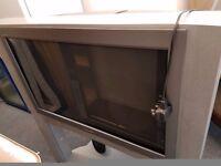 Old syle panasonic tv