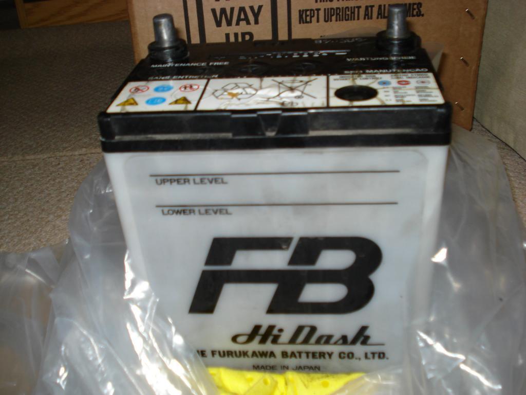 Japanese racequeen furukawa battery 10