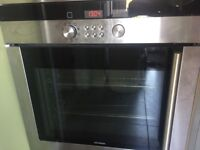 Siemens fan oven