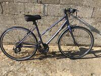 Women's bike - Liv Alight 3 2015, Medium, Purple, RRP £299, hardly used