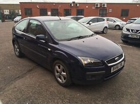 2006 Ford Focus Good Runner with history and mot