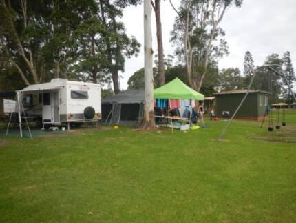 Tuncurry Lakes Resort - Camp Site 14 - 28 Dec 17