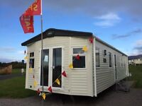 Wnderful Family Holiday Home - 2017 model -Stunning Caravan and Comfort - Call For More Details