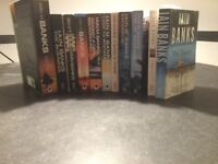 FREE to Collector: Iain Banks Paperback Novels