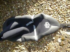 Playboater shockdeck kayak spray deck