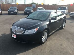 2012 BUICK LACROSSE Base- REMOTE START & TRUNK RELEASE, LEATHER