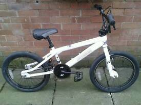 "RALEIGH burner pro bmx bike 20"" wheels"