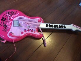 Elc girls guitar toy