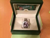 Mens New Boxed Watch