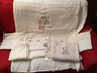 Unused Mamas and Papas cot/cotbed Bedding Set
