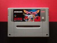 Parodius SNES Super Nintendo Super NES Retro Games Vintage GAMEPO