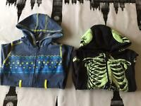 Boys clothes mainly 4-5 size, few items 3-4