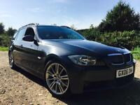 BMW 330D M-SPORT TOURING ESTATE AUTOMATIC 96,000 MILES FULL SERVICE HISTORY