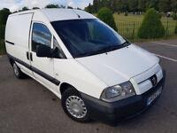 Peugeot Expert 815D 2005, 113k, Long MOT, 4 Keys, 3 Seater, 6 Door & Hpi Clear £1495