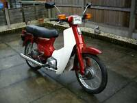 Wanted all cheap motor bikes and scooters.