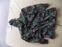 camo,hunting jacket size large
