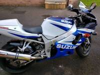 Suzuki gsxr 600, swap for car