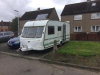 2001 coachman VIP 520/4 berth with all mod cons and extras