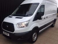 2015 Ford Transit 2.2 TDCi 350 L3H3 Panel Van RWD RWD 5dr 1 Owner From New Finance Available May PX