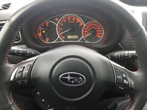 2013 Subaru WRX ONE OWNER ACCIDENT FREE NAV/HTD LEATHER SUNROOF Kitchener / Waterloo Kitchener Area image 13