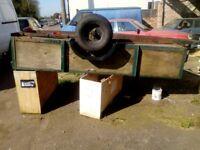 trailer £150