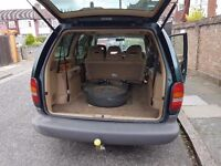 Chrysler Grand Voyager for spares or repair