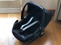 Maxi-Cosi Pebble Car Seat (Origami Black)
