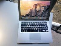 13 inch macbook air vgc ssd warranty
