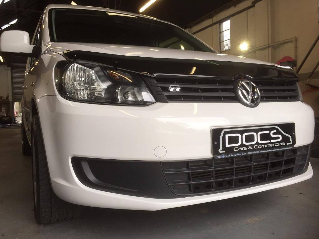 2014 Caddy 1.6 diesel start line