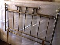 Stunning Double Barker and Stonehouse Metal and Porceline Headboard FREE Delivery