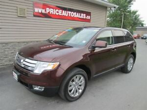 2009 Ford Edge LIMITED - DUAL TV/DVD!!!