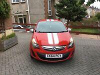 Vauxhall Corsa sting eco flex