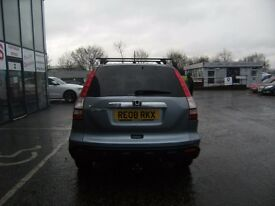 2008 08 HONDA CR-V 2.2 I-CTDI EX 5D 139 BHP **** GUARANTEED FINANCE **** PART EX WELCOME ****