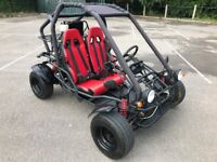 2005 Dazon Raptor On or Off Road Legal Buggy - 250cc - MOT August 2019 - Trailer & Helmets Included