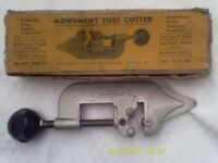 Monument Brand Tube Cutter