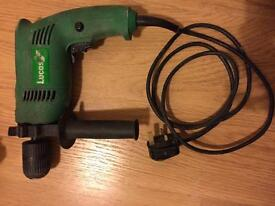 Lucas electric impact drill