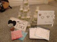 Wedding day items
