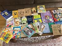 Large selection children's books