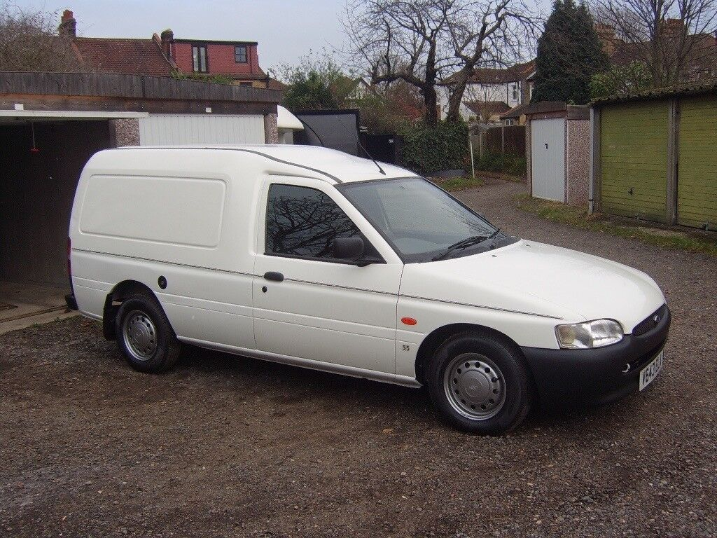 1999 ford escort van 55 just 47000 miles