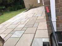 Fencing, slabs, turf, garden clearance,trees, gravel fence panels. Decking,block paving