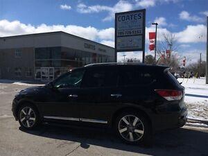 2014 Nissan Pathfinder Platinum ~Nav ~Panoramic Sunroof ~Backup