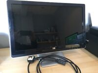 HP 22 Inch LCD TFT Widescreen Monitor